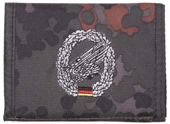 """Gyöngyvászon pénztárca """"Fallschirmj."""", 30925P"""