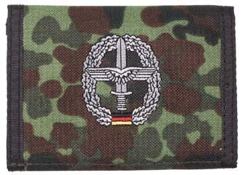 """Gyöngyvászon pénztárca """"Heeresflieg."""", 30925R"""