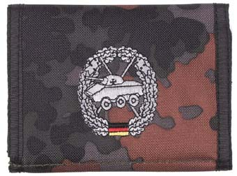 """Gyöngyvászon pénztárca """"Panzeraufkl."""", 30925S"""