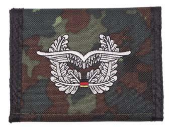 """Gyöngyvászon pénztárca """"Luftwaffe"""", 30925W"""