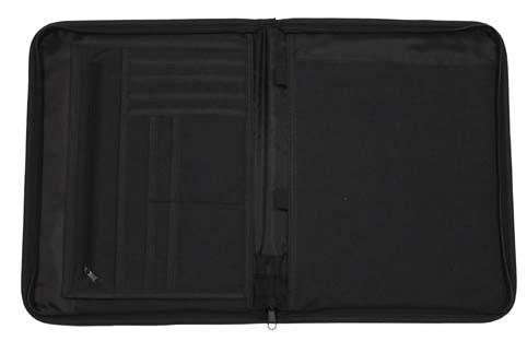 Iratmappa A4-es, fekete, 30986A