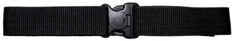"""Gyöngyvászon öv """"Enforcement"""", fekete, 22601A"""