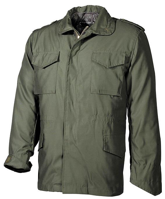 "US kabát ""M65"", olív, 03072B"