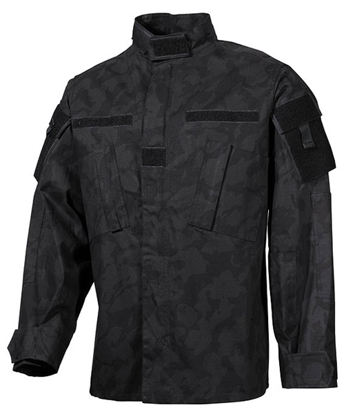 "US kabát ""ACU Rip Stop"", night camo, 03383K"