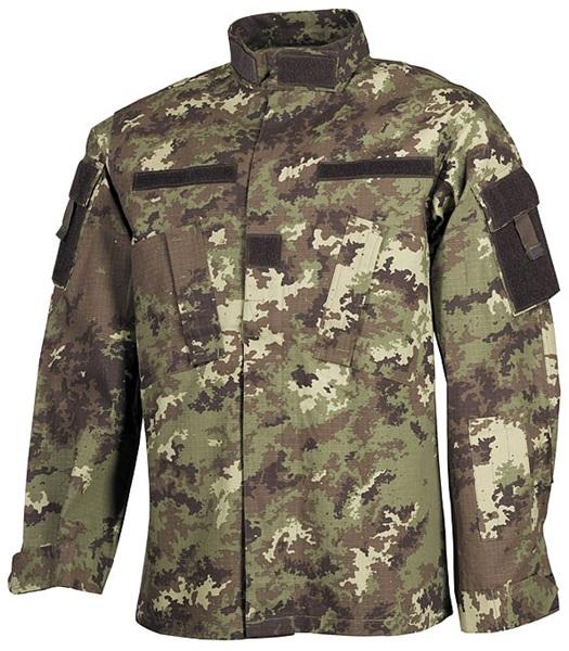 """US kabát """"ACU Rip Stop"""", vegetato, 03383L"""