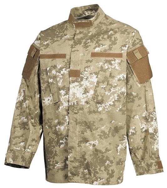 "US kabát ""ACU Rip Stop"", vegetato desert, 03383M"