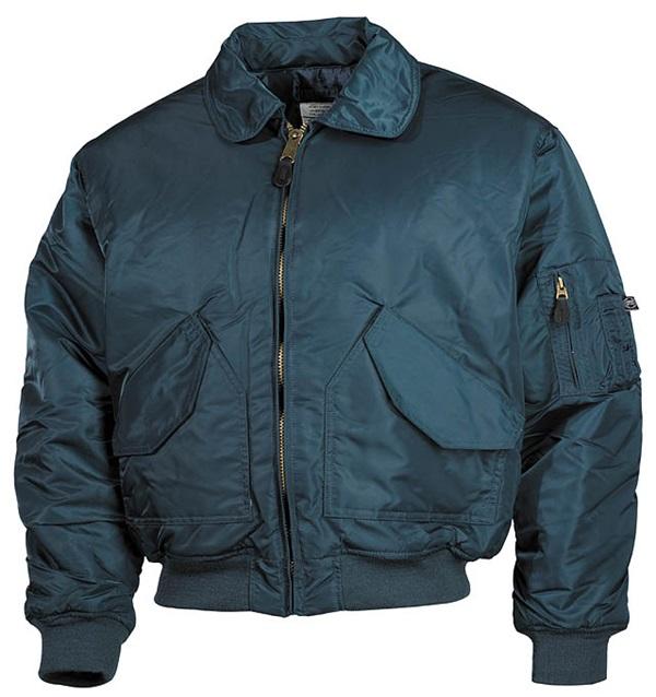 """US pilótadzseki """"CWU"""", navy-kék, 03752G"""