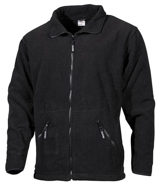 """Polár kabát """"Arber"""", fekete, 03871A"""