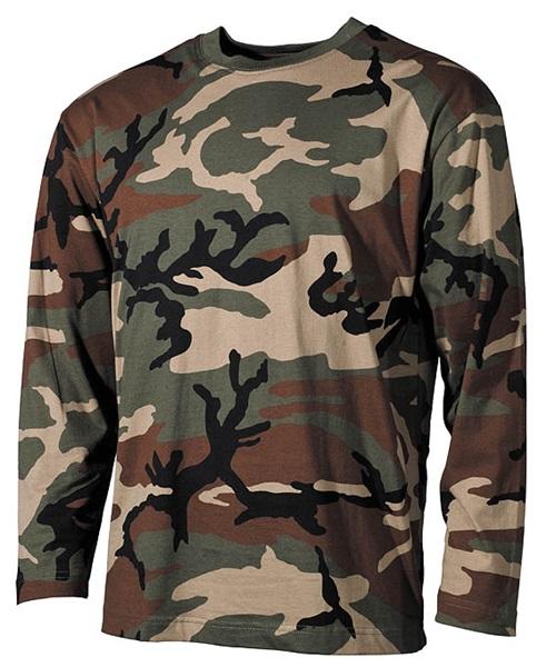 US hosszúujjú póló, CCE tarn, 00113T