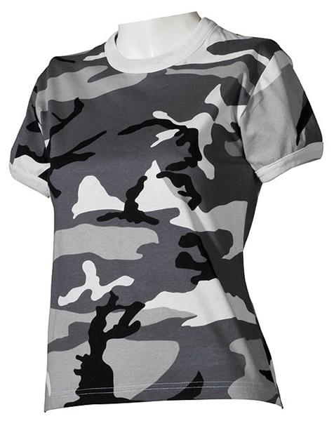 US női póló, urban, 00933U