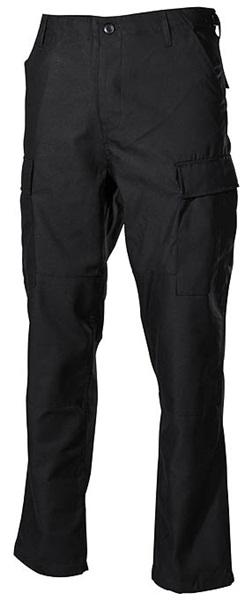 "US katonai nadrág ""BDU"", fekete, 01294A"