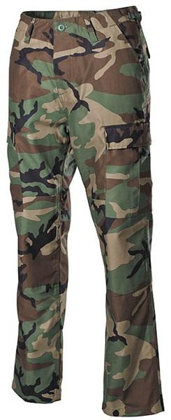 "US katonai nadrág ""BDU"", woodland, 01294T"