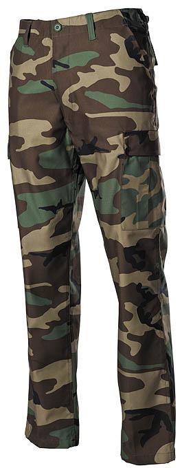 "US katonai nadrág ""BDU"", woodland, 01324T"