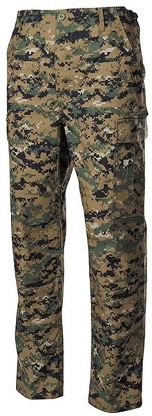 """US katonai nadrág """"ACU"""", digital woodland, 01383S"""