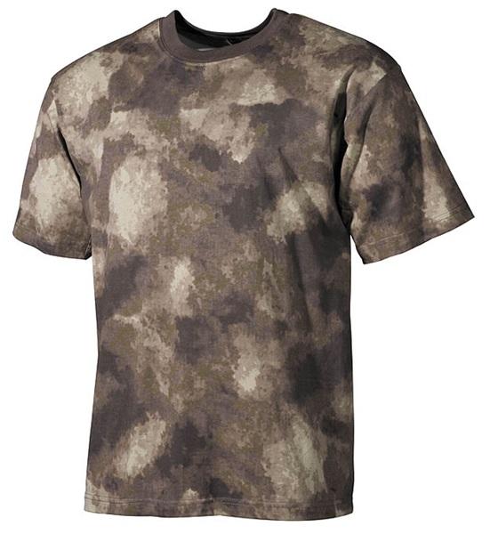 Terepszínű katonai póló, HDT-camo, 00104P