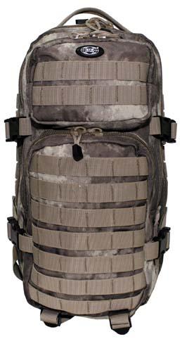 """US hátizsák """"Assault I"""", HDT-camo, 30333P"""