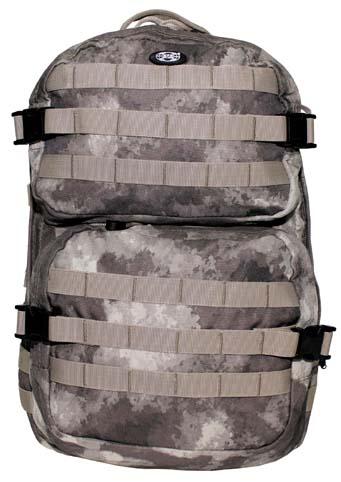 """US hátizsák """"Assault II"""", HDT-camo, 30343P"""
