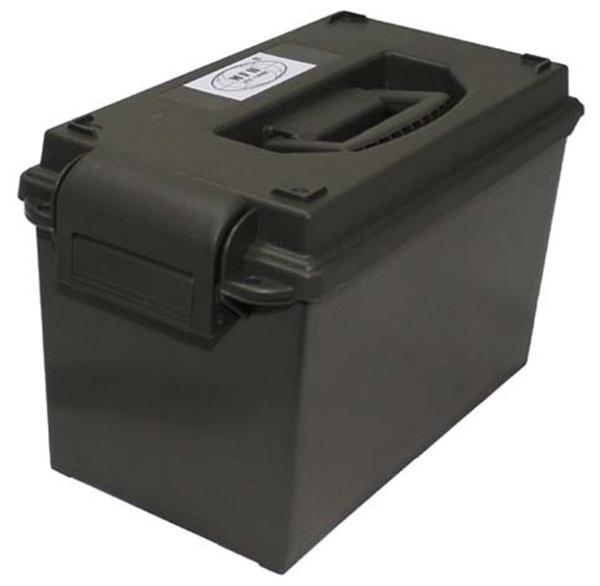 US lőszertároló doboz, közepes, 27156