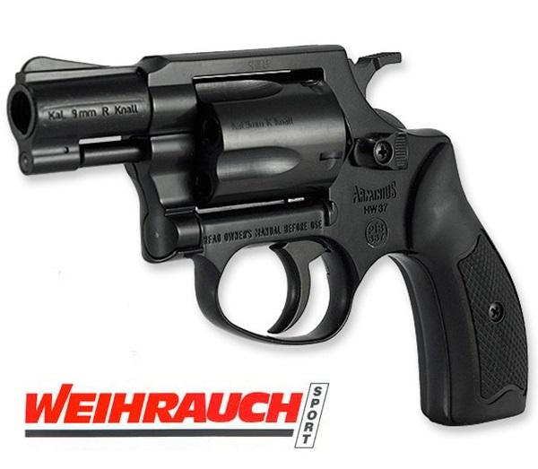 Weihrauch HW37 forgótáras gázpisztoly, 9 mm