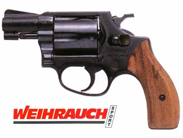 Weihrauch HW88 forgótáras gázpisztoly, 9 mm, alumínium