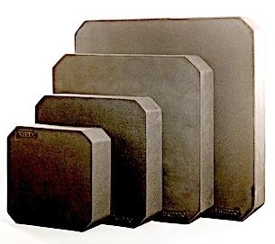 Polifoam vesszőfogó 80x80x25 cm