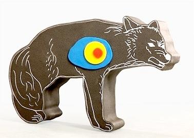 Polifoam állat cél, farkas
