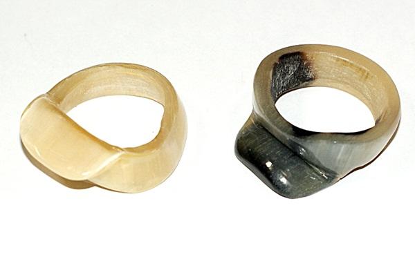 Íjász gyűrű, mongol gyűrű