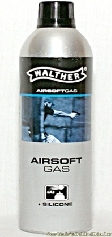 Walther airsoft gáz, 500 ml