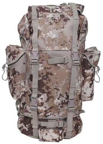 BW harci hátizsák, 65 l-es
