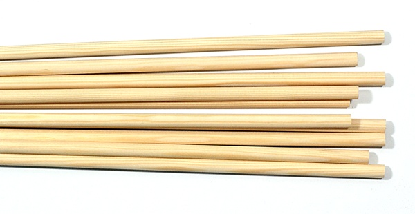 Fa pálca, 8,8 mm