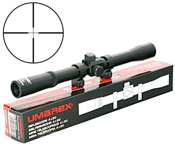 Umarex fegyvertávcső, 4x20
