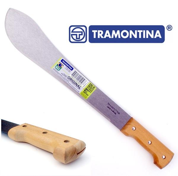 """Tramontina macheta fa nyéllel, széles pengével, 14""""-os, 26624/014"""