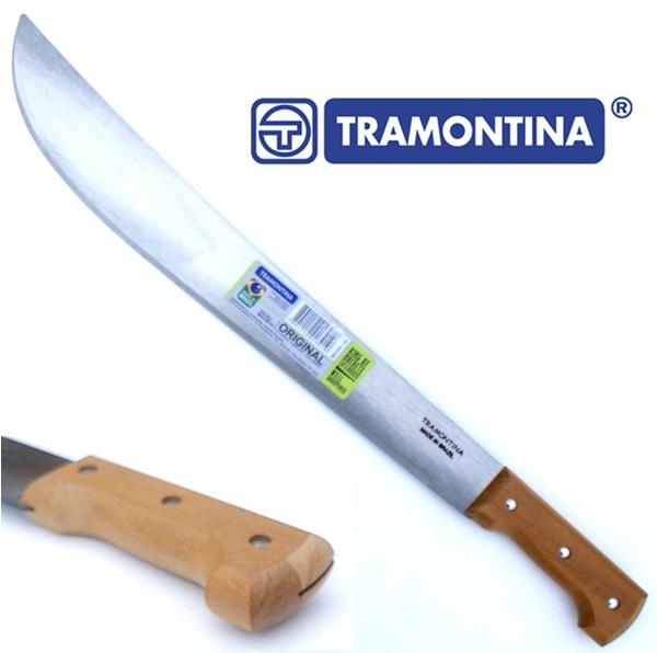"Tramontina macheta fa nyéllel, 18""-os, 26621/018"