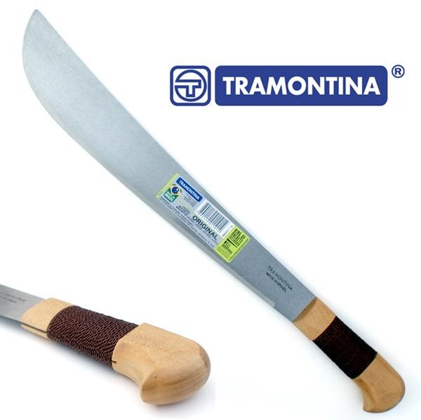 """Tramontina macheta réz bandázzsal, 17""""-os"""