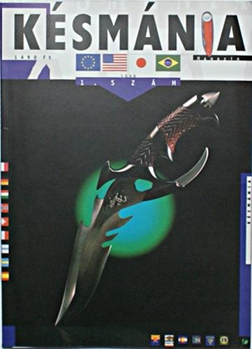 Késmánia magazin 1. szám, 1999