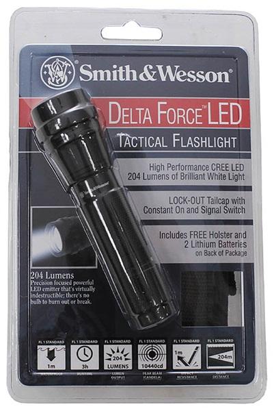 Smith&Wesson lámpák