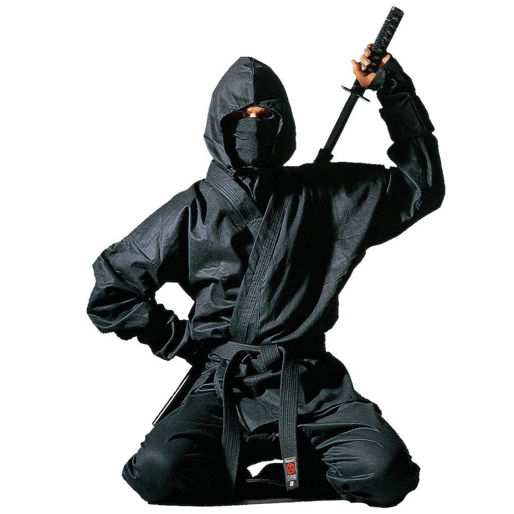 ninja kardok, felszerelések