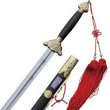 Tai Chi kardok