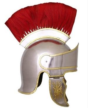 görög páncélok, fegyverek